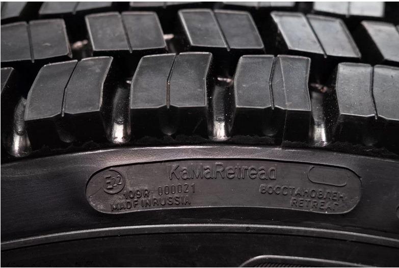 шины KAMARETREAD  будущее за технологиями восстановления