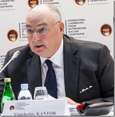 Вячеслав Моше Кантор, президент Люксембургского форума _ 02