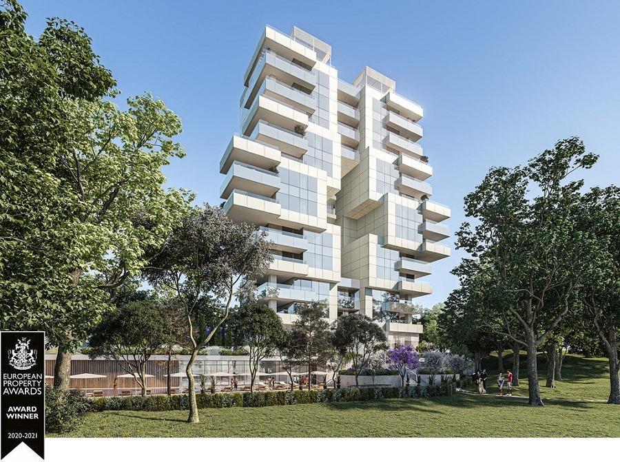 ФОТО_Жилой комплекс SYMBOL Елены Батуриной победил на международном конкурсе European Property Awards 2020